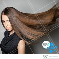 Tenha cabelos lisos, com brilho e saudáveis! Venha agendar o seu horário para uma exoplastia #exohair #ahazouexo #exo #exosemformol #cabeleireiro #cabeloliso #autoestima #beleza #exoplastia