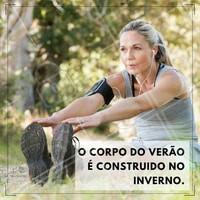 Não perca tempo! Pratique atividades físicas todos os dias e fique preparada para o verão!  #ahazou #saúdeebemestar