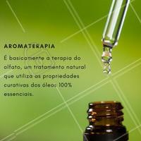 Você sabia que os  óleos essenciais tem função curativa? Com a aromaterapia você adquiri o bem estar necessário, além do equilíbrio da sua saúde.   Agende seu horário!  #ahazou #aromaterapia