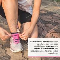 Bora praticar atividades físicas para manter a saúde do corpo!   #ahazou #saúdeebemestar