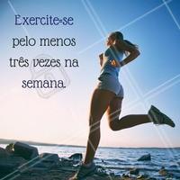 Fuja do sedentarismo! #ahazou #vidasaudável #saúde