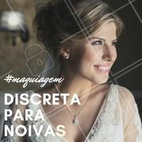 Inspire-se! #Noivas #Casamento #Ahazou #Beleza #Maquiagem #Makeup