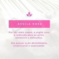 Agende já a sua sessão de tratamento facial com máscara de argila! #Argila #EstéticaFacial #Estética #Tratamento #TratamentoFacial #MáscaraFacial