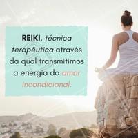 Em busca de melhora eficaz na sua vida? Faça o Reiki, agende o seu horário!  #reiki #reikiévida #terapia #terapias #ahazou
