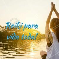 Agende o seu horário e conheça o tratamento que faz diferença na sua vida! Energia e bem estar é o que todos nós precisamos, e o Reiki nos proporciona isso!  #ahazou #reiki #reikiévida #terapias #terapia