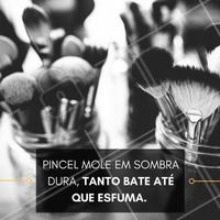 Agende o seu horário para uma make incrível!  #maquiagem #makeup #make #beauty #ahazou #beleza
