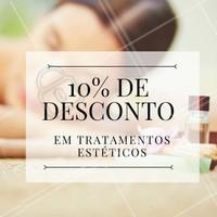 Essa é só para quem quer ficar linda e bem cuidada! ;) Aproveite nossos descontos em tratamentos especiais e venha se cuidar! #desconto #promocao #ahazou #estetica