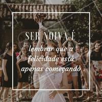 E nada melhor do que estar incrivelmente bela antes desse novo começo 😍   Agende com a gente o seu Dia da Noiva e fique pronta para esse dia mais que especial! #amo #ahazou #felicidade #especial #noiva #diadanoiva #casamento