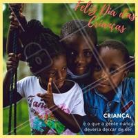 Se todos enxergassem o mundo com os olhos de criança, viveríamos em paz! #diadascrianças #amo #ahazou #felicidade #crianças #paz #infância