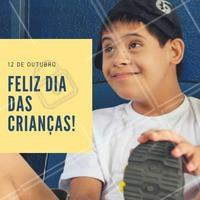 Vamos aprender com as crianças a respeitar, amar e valorizar a todos sem excluir ninguém? Feliz dia das crianças para todos! 👦💗👧 #diadascriancas #criancaespecial #criancasespeciais #ahazou #amo