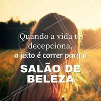 Venha para o salão que não tem erro! #SalaoDeBeleza #Beleza #Ahazou #Autoestima #Cabelos #CabeloDiva #Instabeauty