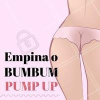 Nesse tratamento o aparelho utilizado é conhecido como ventosa, que funciona fazendo uma sucção intermitente.   Agende o seu horário!  #bumbumnanuca #pumpup #beauty #corpo #ahazou