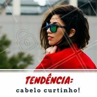 O cabelo curto já é tendência entre as famosas e blogueiras há algum tempo! E você? Já se jogou no curtinho? 💇 #cabelocurto #shorthair #corte #cabelo #ahazou