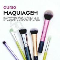 Seja um maquiador profissional, aprenda a valorizar cada formato de rosto/olho e tom de pele e deixe mulheres lindas com seu trabalho! 💄 #cursomaquiagem #maquiagemprofissional #ahazou #amomaquiagem #maquiador #maquiadorprofissional