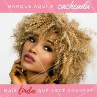 Marca aqui nos comentários aquela sua amiga que é LINDA e cacheada com orgulho! 😍 #cacheada #cachos #curlyhair #cachinhos #ahazou #cachosperfeitos