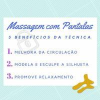 Agende o seu horário e sinta os benefícios da massagem com pantalas!  #pantalas #massagem #massagemcompantalas #pantala #ahazou