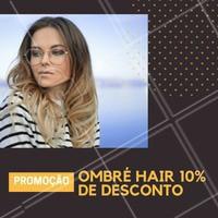 Aproveite nosso desconto! Está procurando o ombré hair dos sonhos? É aqui mesmo! Não perca essa oportunidade!  #ombrehair #ombre #hair #cabelo #loiros #ahazou