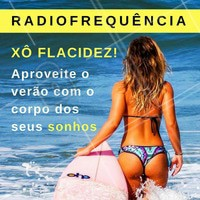 Dê adeus à flacidez! Com a radiofrequência, você pode conseguir o corpo dos seus sonhos 😍 #radiofrequencia #estetica #flacidez #gorduralocalizada #ahazou #corpo #verao2018