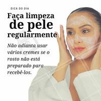 """Na limpeza de pele é feita a higienização, esfoliação e tonificação. São retiradas as impurezas como comedões (cravos) e miliuns (pontinho branco mais durinho envolto com uma capa de """"pele"""") e finalizado com máscara e protetor solar. Cuide sempre da sua pele, principalmente para ocasiões especiais de final de ano. Agende sua limpeza de pele agora! #EstéticaFacial #TratamentoFacial #Ahazou #Beleza #LimpezaDePele #Estetica #Esteticista #Autoestima"""