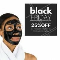 Feche um pacote de ganhe 25% de Desconto! Imperdível! #BlackFriday #TratamentoEstetico #Autoestima #Ahazou #Estetica #TratamentoFacial #Beleza #PelePerfeita #EsteticaFacial   #Instabeauty