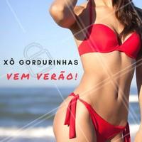 O verão já está ai! ☀ E você, já disse adeus pras gordurinhas? Conheça nossos tratamentos corporais e arrase nesse verão 😍 #verao #esteticacorporal #emagrecimento #fitness #ahazou