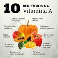 """Garanta todos os benefícios da Vitamina A proporciona. A sua deficiência no organismo é uma das maiores causas da chamada """"Cegueira Noturna"""", fique atento!  #VitaminaA #nutrição #alimentosaudável #ahazou #saude #beleza #bemestar #autoestima #cegueiranoturna."""