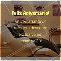 Venha aproveitar seu desconto exclusivo! #Aniversário #MêsDeAniversário #Parabéns #Estética #Ahazou