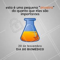 Parabéns Biomédico(a) pelo o seu dia! #Biomedicina #Biomedico #Ahazou #Beleza #Estetica #DiadoBiomedico