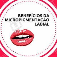 A micropigmentação labial é uma técnica usada para preencher, contornar, aumentar e destacar os lábios! 😱 Para quem deseja disfarçar os sinais de envelhecimento ou apenas aumentar os lábios, essa técnica é muito efetiva. Agende seu horário e conheça! 😍 #micropigmentacaolabial #labios #ahazou #maquiagemdefinitiva