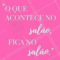 E o que eu contei pra minha manicure, fica com minha manicure! 😂 #salaodebeleza #cabeleireiro #ahazou #manicure