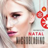 Ho Ho Ho, confira nossa promoção especial de Natal para Microblading. Agende agora mesmo o seu horário! #designsobrancelhas #natal #microblading #promoção #ahazou #sobrancelhas #embelezamentodoolhar #beleza #autoestima #amorproprio