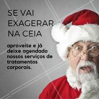 Já deixe agendado o seu horário para Janeiro! #tratamentocorporal #ahazou #beleza #autoestima #natal #reducaodemedidas