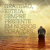 Todo o dia é dia de agradecer! 🙏 #DiadaGratidão #Ahazou #Gratidão #Obrigado #Autoestima