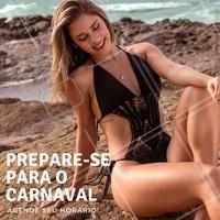 O Carnaval está chegando! 🎉 E aí, tá pronta para receber esse feriado? Venha ficar linda com a gente e prepare-se para receber o Carnaval! #carnaval #ahazou #estetica #esteticacorporal