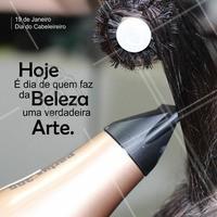 Parabéns a todos os profissionais que cuidam dos nossos cabelos com maestria! #DiadoCabeleireiro #Ahazou #SalaodeBeleza #CabeleireiroTop #CabeleireiroProfissional