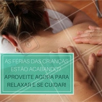 Esse é o seu momento! Aproveite para relaxar e acalmar a mente 💆 . #massagem #ahazou #esteticacorporal