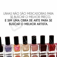 Simples assim! #manicure #pedicure #beleza #ahazou #esmaltes #autoestima #verdades #unhas #manicureprofissional