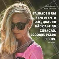 #DiaDaSaudade #Saudade #Ahazou #Amor