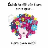 Vem cuidar do seu cabelo com a gente! 💖 #cabelo #ahazou #salaodebeleza