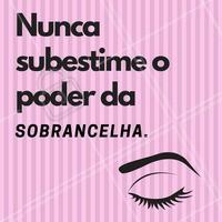 E aí, como está a sua? 😊 #sobrancelha #ahazou #designdesobrancelha