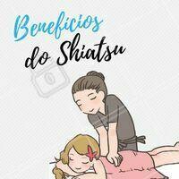 Olha só os benefícios  da massagem Shiatsu: • Alívio do estresse e tensões • Alívio de dores de cabeça • Alivia dores musculares • Ativa a circulação sanguínea • Ativa a circulação dos vasos linfáticos • Promove a sensação de bem estar • Previne doenças Agende já seu horário! ☎️  #massagemshiatsu #shiatsu #ahazou #esteticacorporal #massagem #bemestar