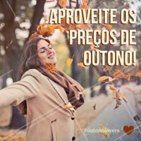 O outono chegou e junto com ele os nossos precinhos também! Entre em contato para mais informações.  #outono #outonolovers #precinho  #ahazou