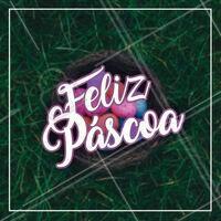 Desejamos uma feliz Páscoa para você.  #pascoa #chegou #ahazou #easter