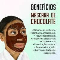 Que o chocolate é uma delícia todo mundo já sabe, mas você já sabia dos benefícios do chocolate para a pele? 😱🍫 #chocolate #ahazou #mascaradechocolate
