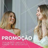 Escreva aqui as regras da promoção e para quais serviços ela serve! 😉   #promocao #ahazou #desconto