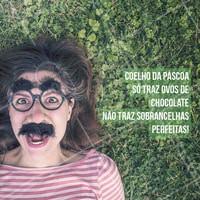 Agende seu horário nesta páscoa!  #pascoa #ahazou #designsobrancelha