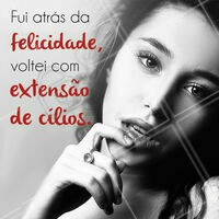 Amo! 💗 #alongamentodecilios #ahazou #extensaodecilios #cilios