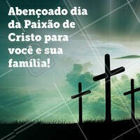 Que todos tenham Jesus no coração! 💖🙏 #pascoa #feriado #ahazou #sextafeirasanta #jesuscristo