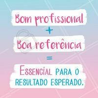 A fórmula perfeita pra chegar no resultado que você quer! 😉 #profissional #ahazou #beleza #salaodebeleza