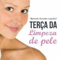 Escreva aqui suas promoções de limpeza de pele! :) #limpezadepele #ahazou #promoção
